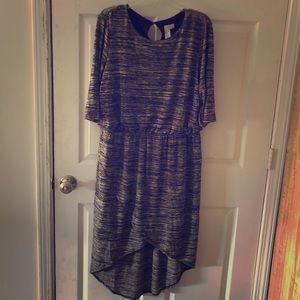 High-low Super Soft Dress